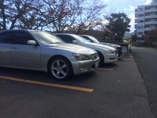 駐車場 2